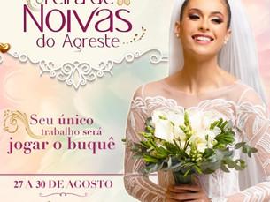 Feira de Noivas do Agreste - edição especial - em Caruaru