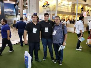Empresário João Paulo de Lemos participa de Feira de Negócios em São Paulo