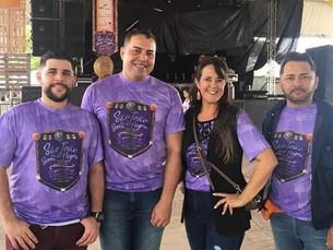 Parabéns Secretário de Turismo de Bezerros, Eduardo Ferreira e equipe, pelo lindo São João da Serra