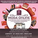 Uma nova oportunidade de realizar vendas profissionais pela internet!