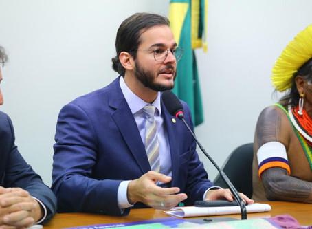 Túlio Gadêlha destina R$ 2,1 milhões em emendas para combate ao coronavírus