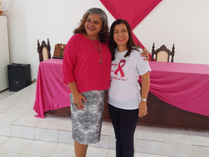 Instituto João Evangelista promove palestra sobre Outubro Rosa