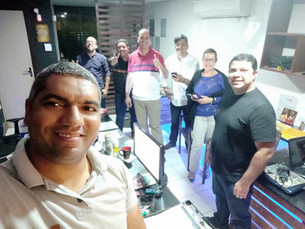 Lançamento oficial do FEIRA EM CASA PE!