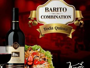 Quinta-feira deliciosa no Barito Fondue