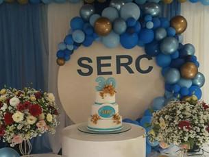 Comemoração dos 30 anos do SERC foi pura emoção