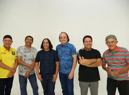 Banda Som da Terra brinda 45 anos com live solidária para o Hospital do Câncer