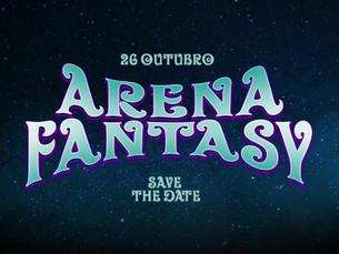Caruaru receberá o Arena Fantasy em outubro