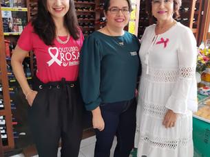 Dra Aline Piol participa de um bate papo sobre Prevenção do Câncer