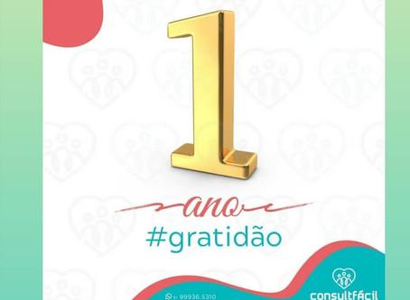 Cartão de Benefícios Consultfácil completa um ano, o casal Silmara Carvalho e Jean Dreyson é só grat