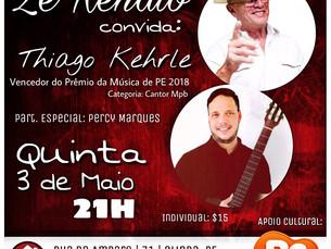 Zé Renato Convida