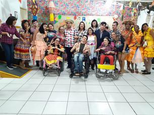São João do SERC promovendo a inclusão social