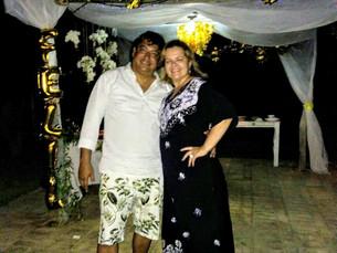 Final de Ano na praia de Japaratinga