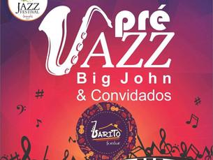 Barito Fondue a casa oficial do Jazz em Gravatá