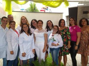 Reabilitação Clínica de Chã Grande comemora o Dia Internacional da Mulher