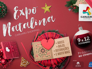 Expo Natalina acontece no Caruaru Shopping