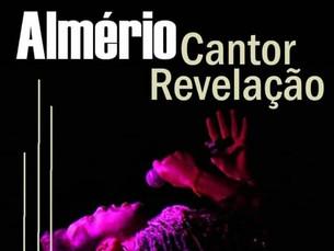 O cantor pernambucano Almério conquista prêmio revelação  na 29ª edição do Prêmio Música Brasileira