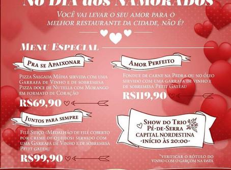 Dia dos Namorados no Mania Caseira