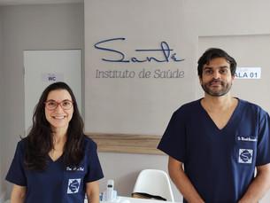 Instituto de Saúde Santé chega a Gravatá sob o comando dos sócios, Dra Aline Piol e Dr Marcelo Vasco