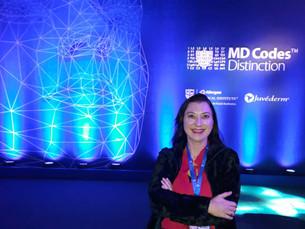 Dra Aline Piol participa do MD Codes Distinction em São Paulo
