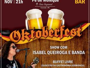 Oktoberfest no Pé de Moleque