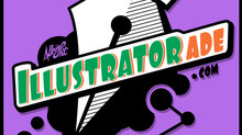 Illustratorade logo concept