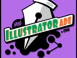 Illustratorade logo concept