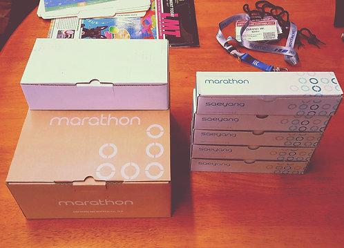 5 x MARATHON LAB HANDPIECE + 1 x Complete Set