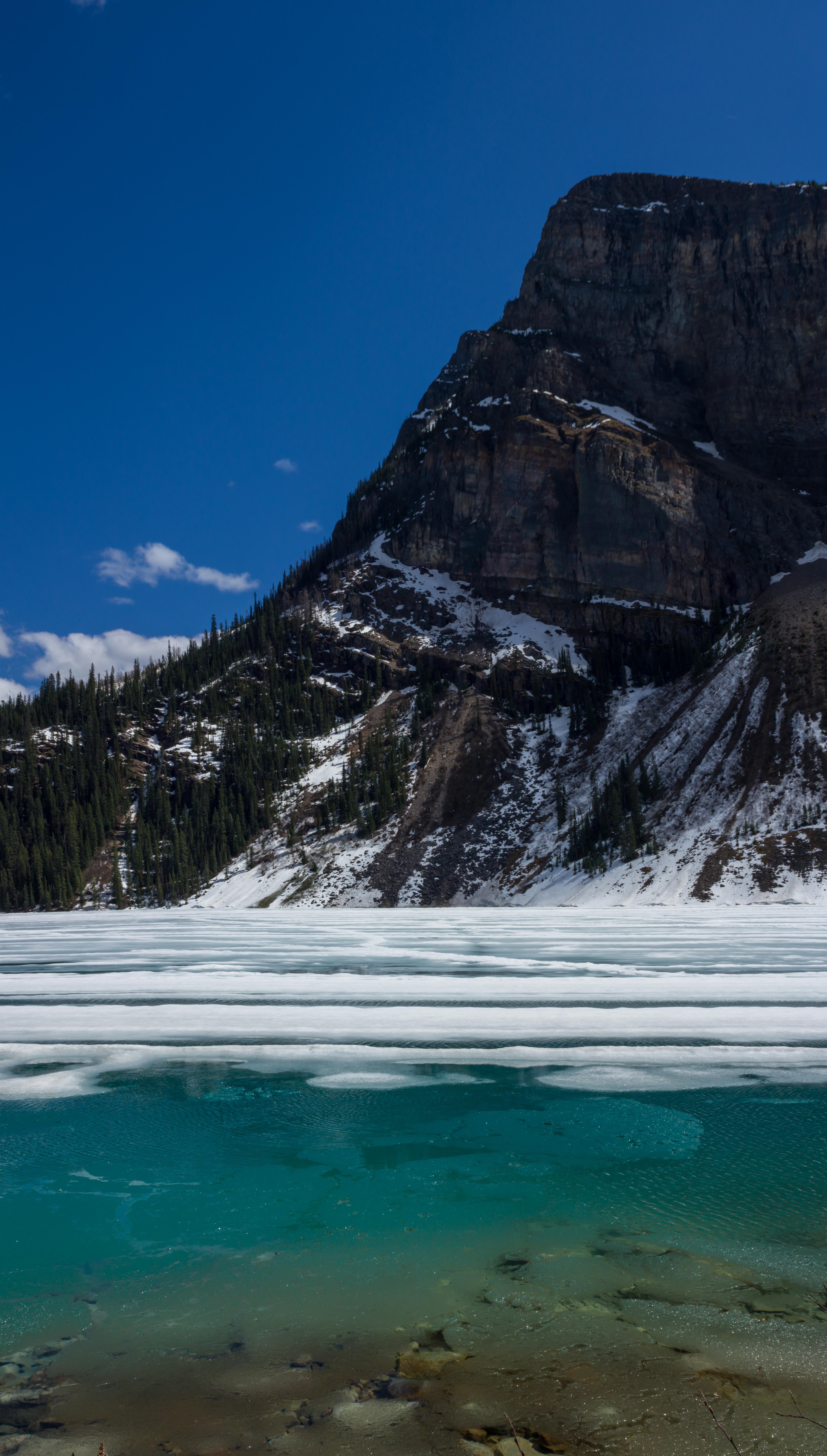 Across Lake Louise