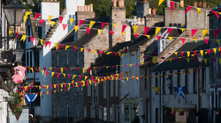 South Queensferry Bunting