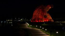 Kelpies (red)