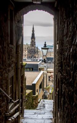 Edinburgh Sneaky-Uppy