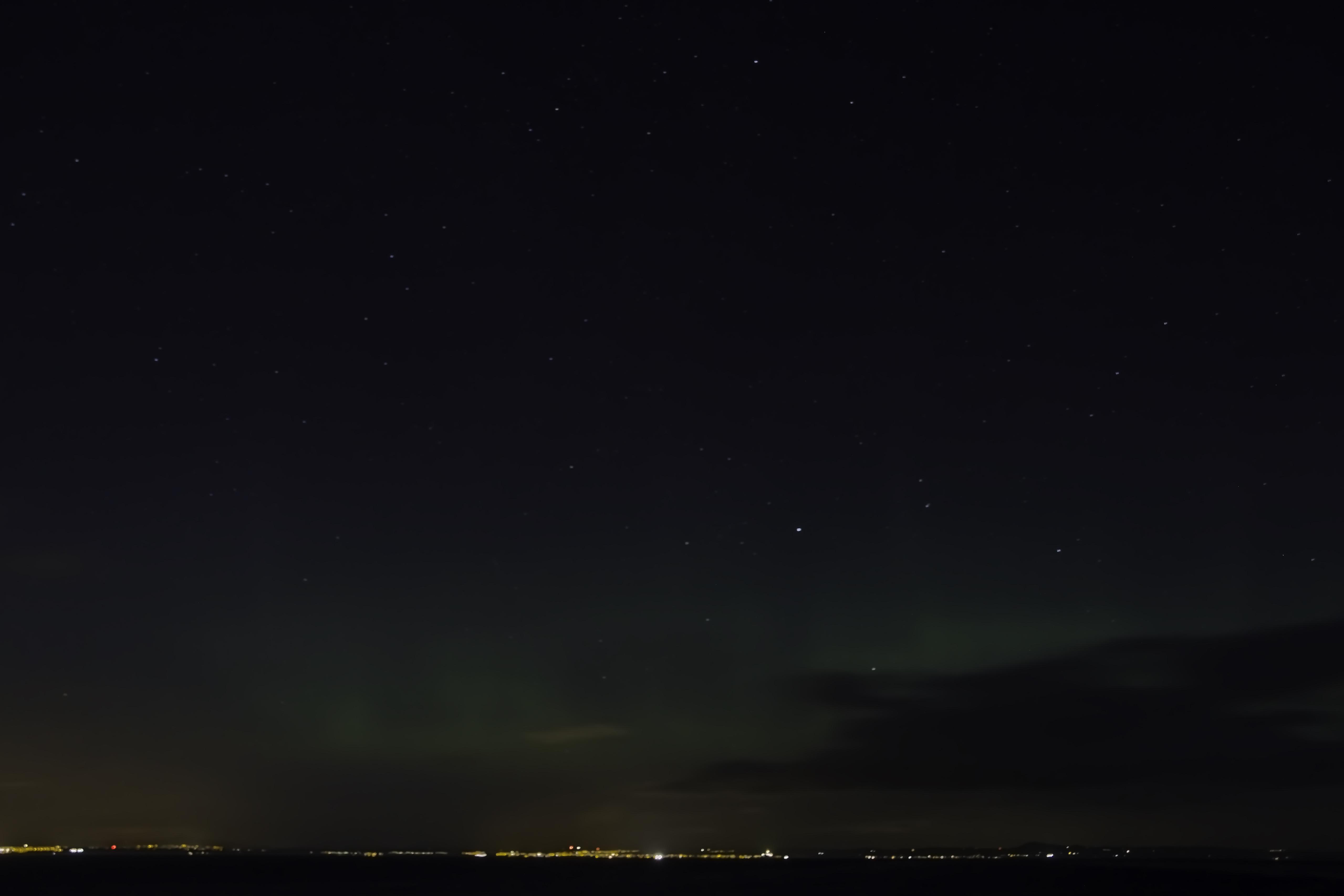 Aurora Borealis over Fife