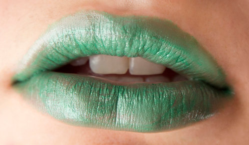 MONEY TREE DARK GREEN LIPSTICK 24PCS