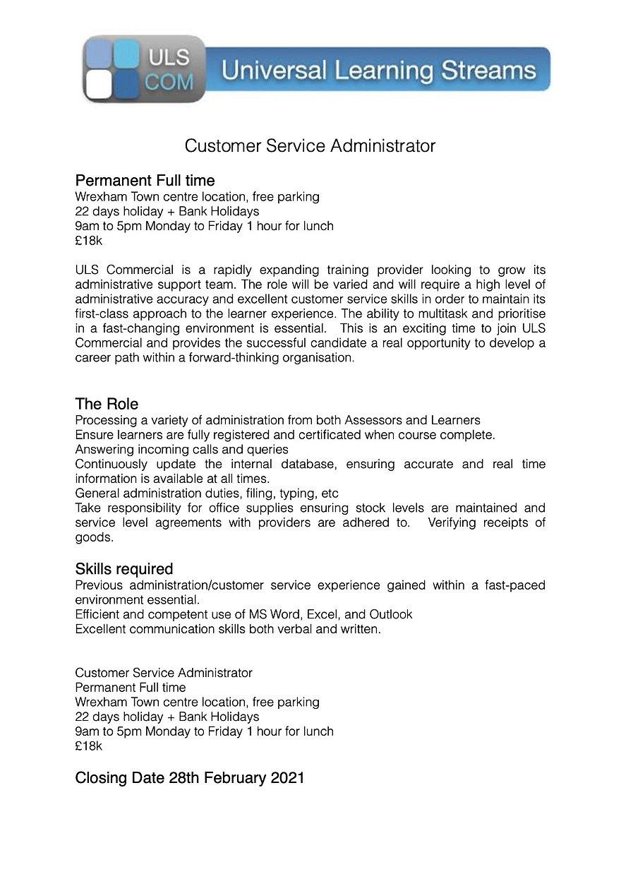 Customer Service Administrator.jpg