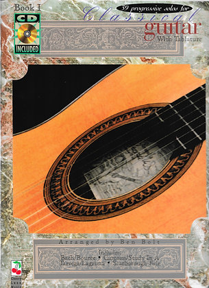 Vol. 1 39 Progessive Solos for Classical Guitar
