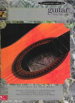 Vol 2 39 Progressive Solos for Classical Guitar