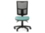 Icworth office chair mesh back