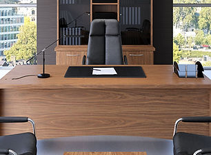 Fulcrum Executive Desk