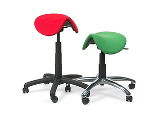 Saddle stool chair