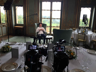 Fashion Filming at Cliveden