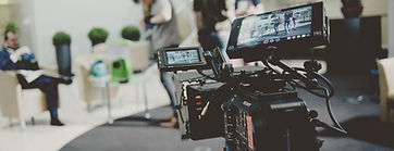Our Sony FS7 on a commercial film set