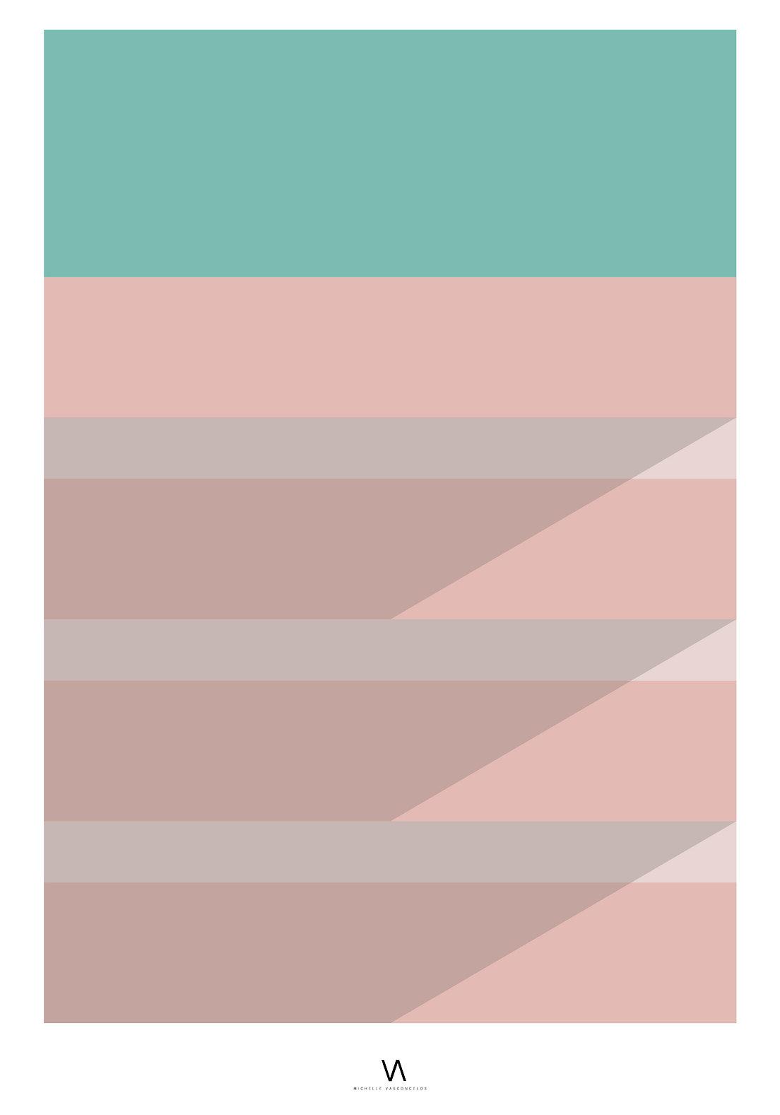 geometric_art_prints_by_michelle_vasconcelos