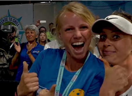 Fun video of 2018 US Open