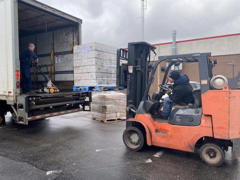 PepsiCo Donates Protein Shakes To Ashland County