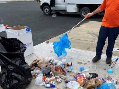 Keurig Dr Pepper & Keep Columbus Beautiful Begin Watershed Recycling Project
