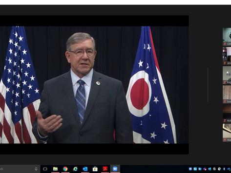 Legislative Day Goes Virtual