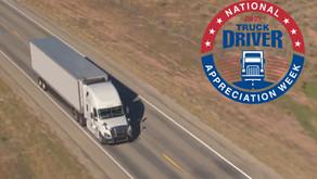 Thanks & Keep On Trucking
