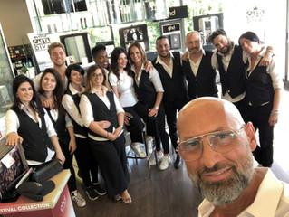 Come preparare i capelli all'estate, il consiglio di Stefano Zampieridi Casta Diva I Parrucchieri a