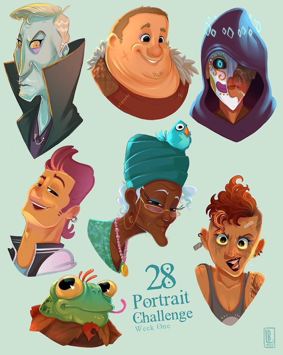 PortraitsWeekOne.jpg