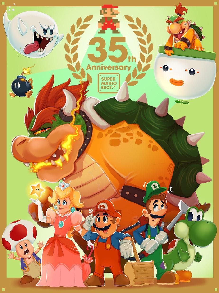 Mario35thAnniversary